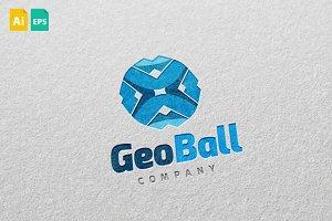 GeoBall Logo