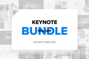 Keynote Bundle - Free Updates