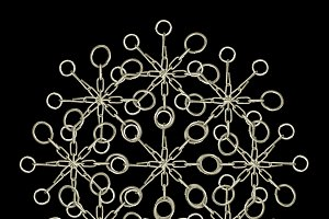 Ornate Chained Atrwork