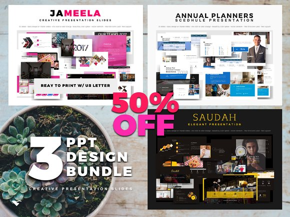 Bundle Powerpoint Design Template