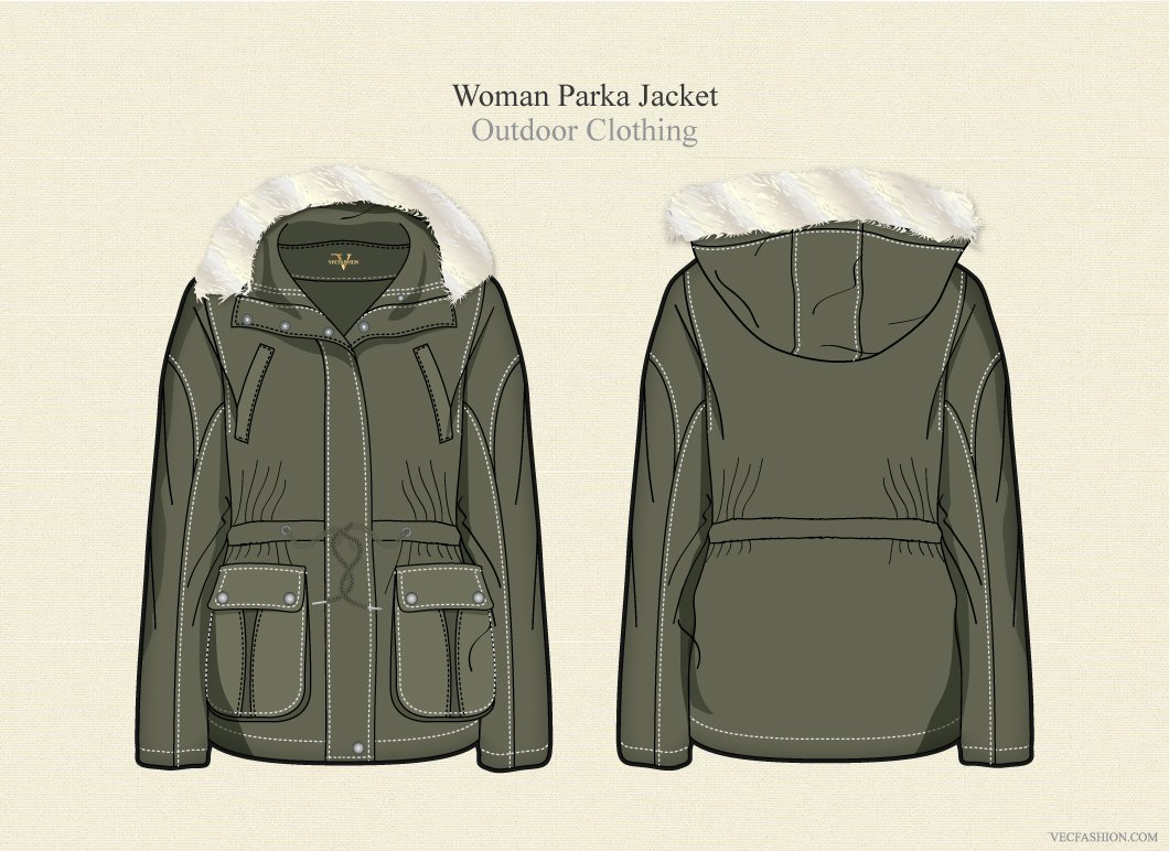 66 Template Desain Jaket Vektor Gratis Terbaik