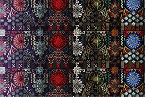 6 Ethnic Patterns