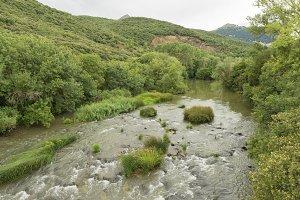 Landscape river
