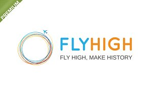 Fly High Logo