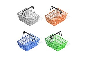 Shopping Basket Set.