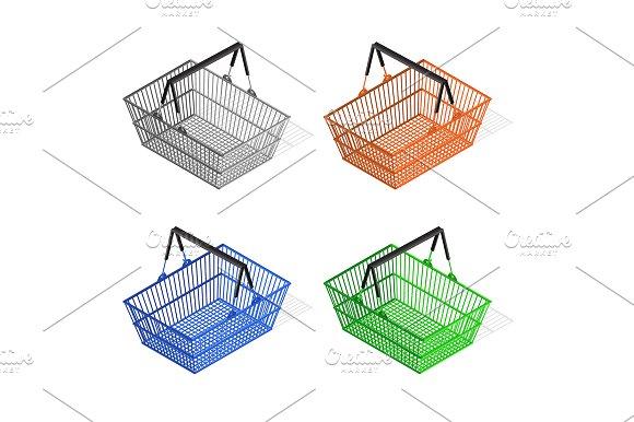 Shopping Basket Set