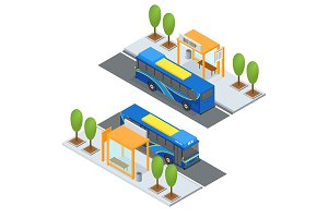 Bus Station Transportation