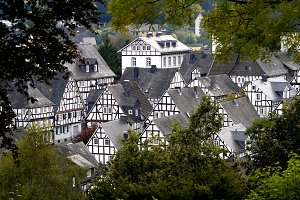 Freudenberg, the German city.