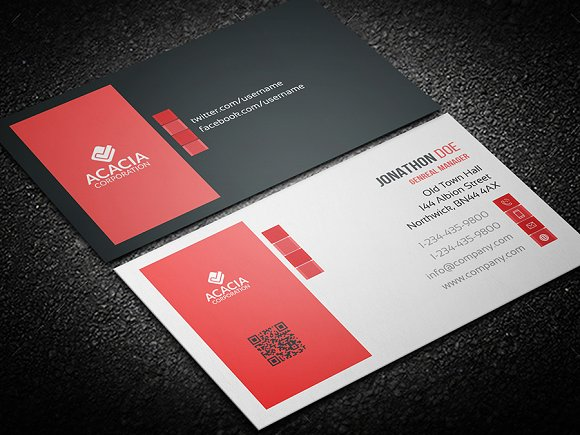 Bicna Business Card