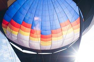 Close up balloon