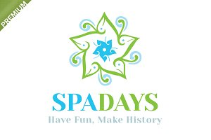 Spa Days Logo