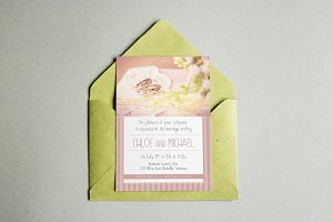 Wedding Set - Invitation & Branding