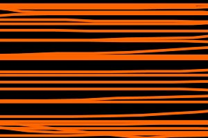 abstract orange illustration background
