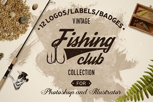 Fishing Club Vintage Collection