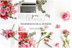 Fabulously Feminine Floral Bundle