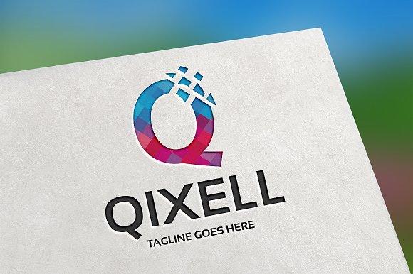 Qixell Logo