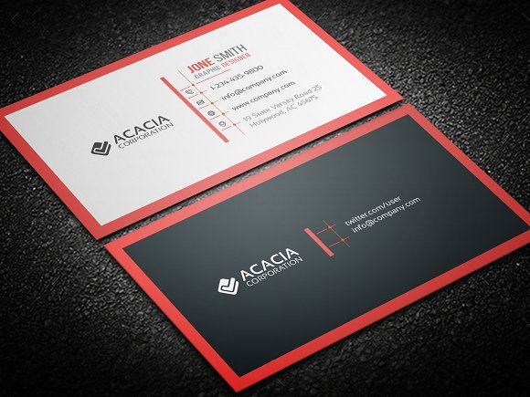 Simov Business Card
