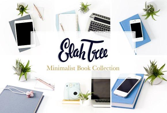 Styled Stock Photo Bundle Books