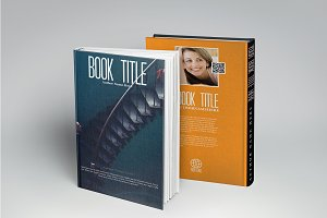Book Cover Design PSD - 2