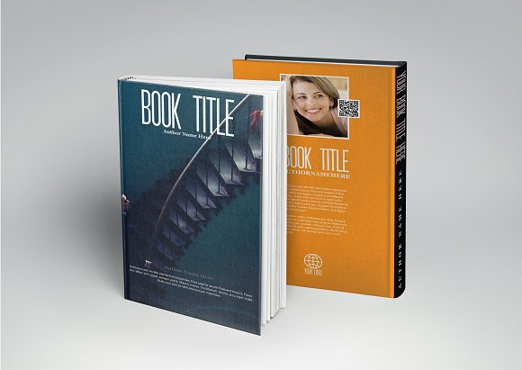 Book Cover Design PSD 2