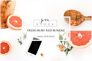 Fresh Ruby Red Bundle