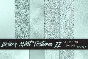 Mint Textures II