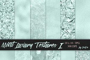Mint Textures I