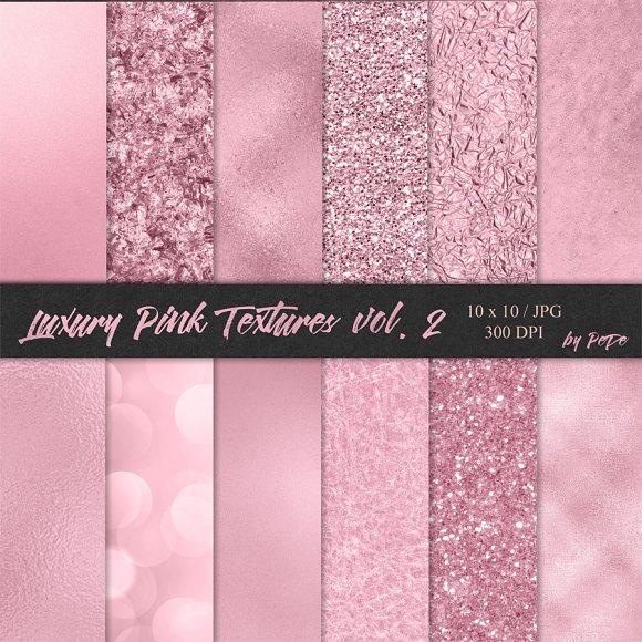 Pink Textures II
