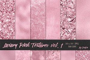 Pink Textures I