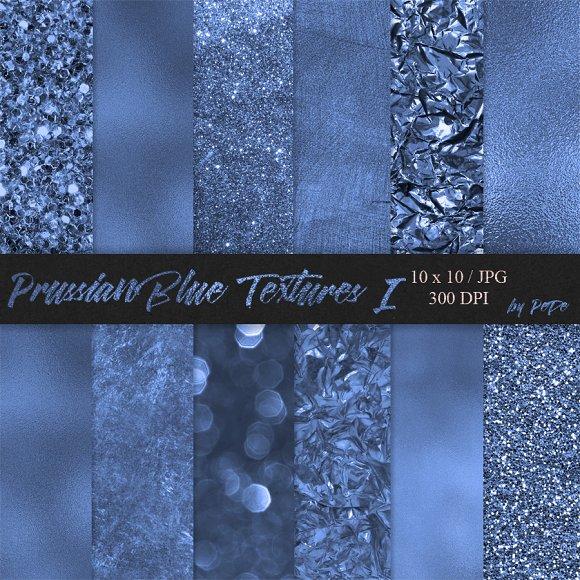 Prussian Blue I