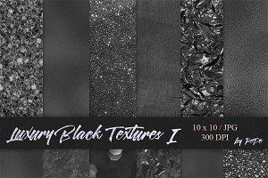 Black Textures I