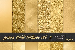 Luxury Gold Textures II