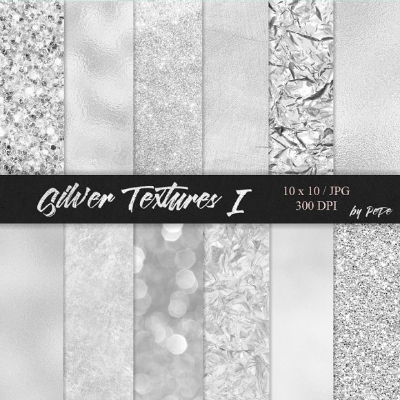 Silver Textures I