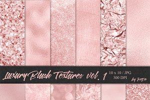 Blush Textures I