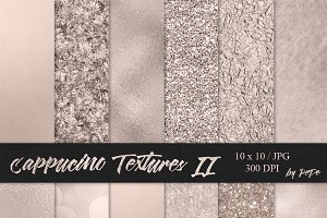 Cappucino Textures II