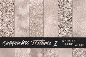 Cappucino Textures I