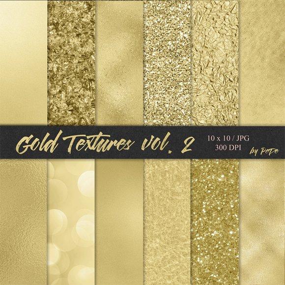 Gold Textures II