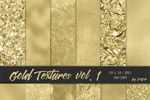 Gold Textures I