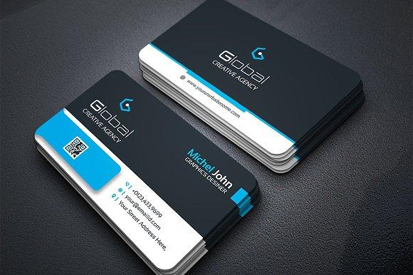 Business Card Template Vol.16