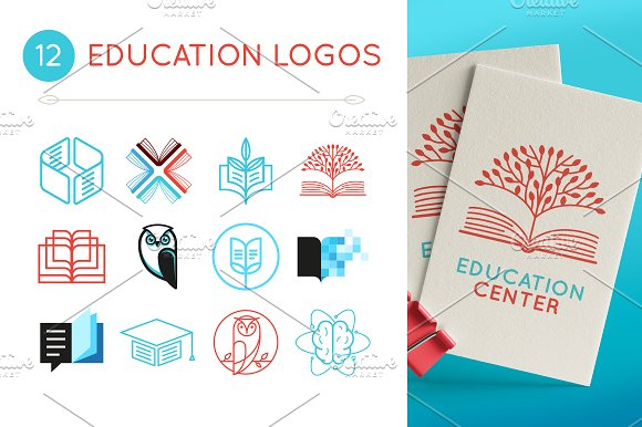 Education Logos