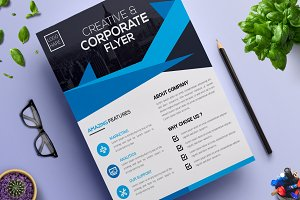 Corporate Business Flyer | Vol. 02