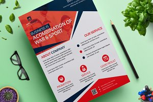 Corporate Business Flyer | Vol. 04