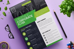 Corporate Business Flyer | Vol. 05
