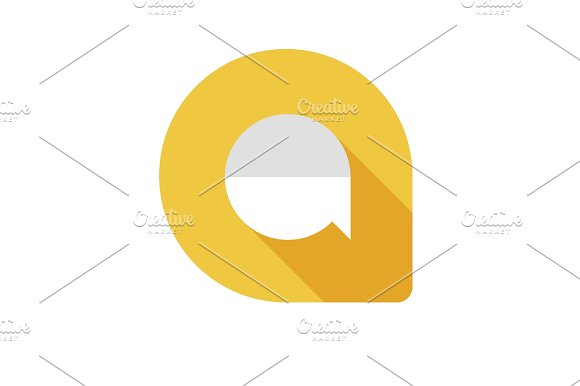 Letter A Logo Icon Design