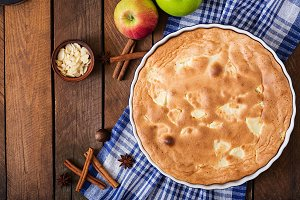 "Apple Pie ""Charlotte"""
