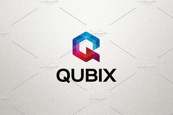 Letter Logo - Qu...Q Letter Logo