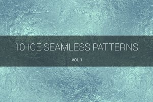 Ice Seamless Patterns (v 1)