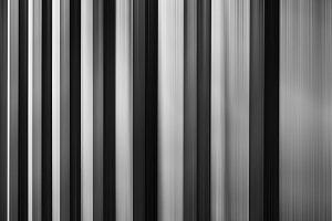 Horizontal dramaric bright black and white business vertical pan