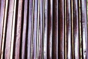 Vertical brown wood texture background