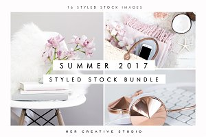 Summer Styled Stock Bundle
